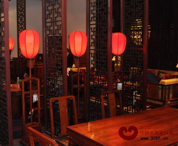 中式灯饰,点缀中式生活