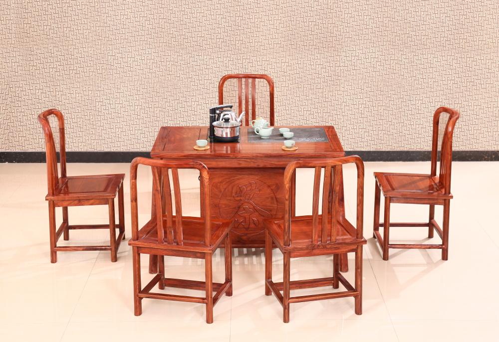 刺猬紫檀   1.08明月茶台