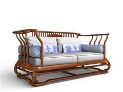 玉容双人沙发