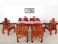 75型餐台椅