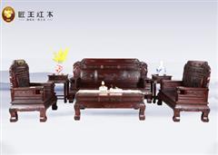 匠王红木沙发