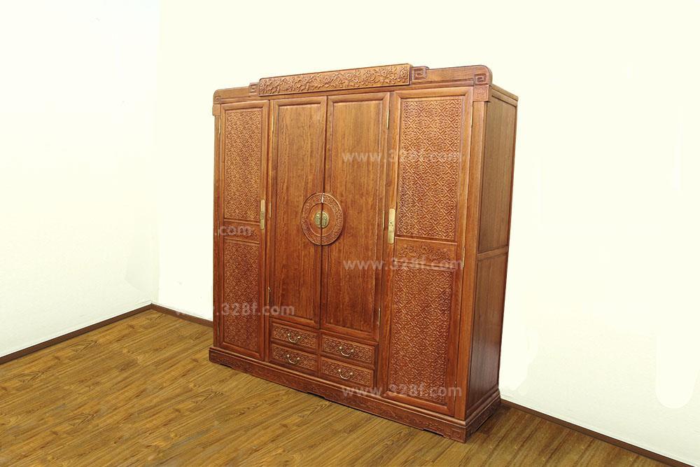 缅花国色天香衣柜