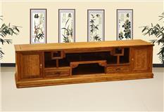 刺猬紫檀 豪华电视柜2.2米/2米