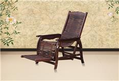 老挝大红酸枝  摇椅