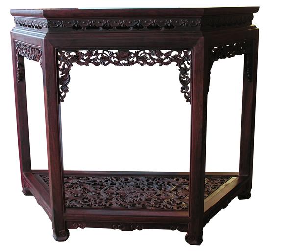 六角桌(北京大家之家)