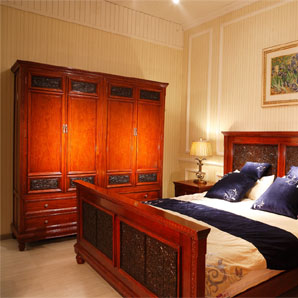 TW路易型套房大衣柜