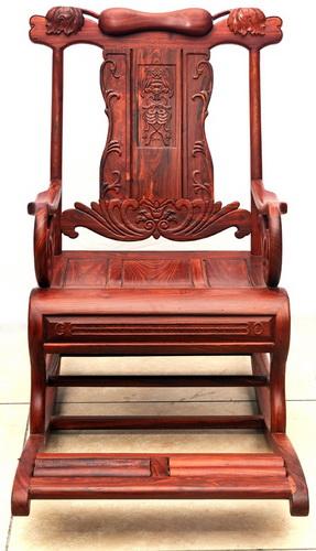 休闲椅3正面