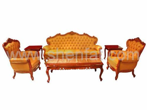 法式包皮沙发(深圳深发)图片