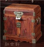 越南黄花梨 首饰盒