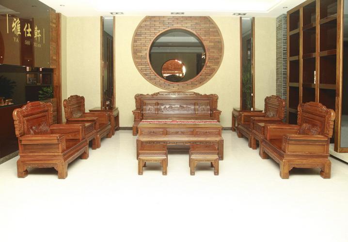 2#兰亭序沙发