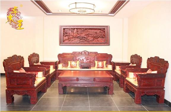 汉宫春晓沙发(卓木王)