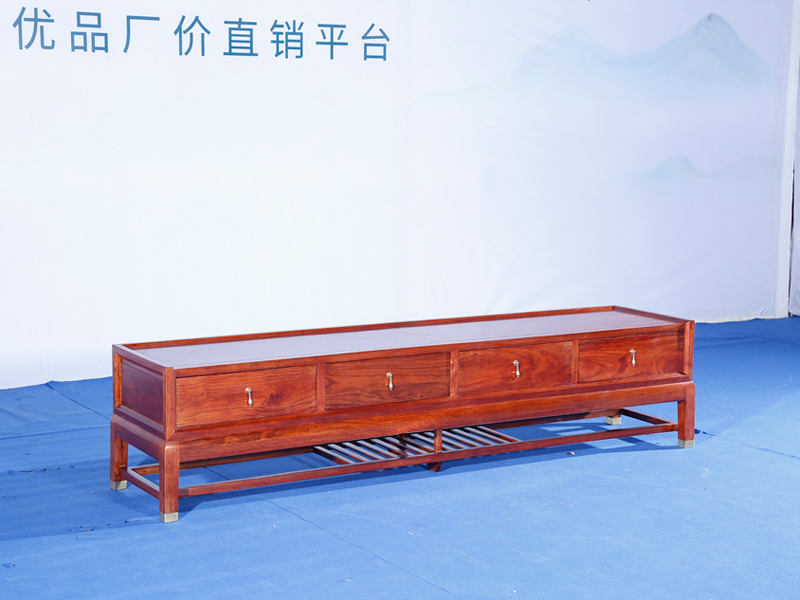 2.2米新中式地柜