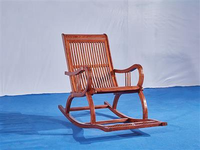 刺猬紫檀 梳子摇椅