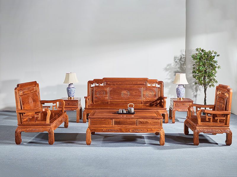 国色天香沙发  6件/套