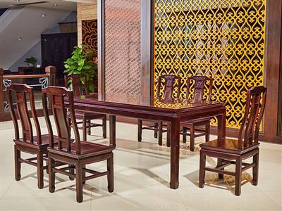 中式餐台 9件/套